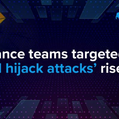 Finance teams targeted as email hijack attacks rise 22%
